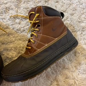3ddb9439a38 Nike ACG Brown Men's Duck Boot